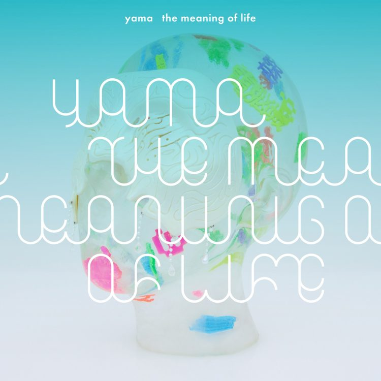 yama、1stアルバム『the meaning of life』のアートワーク公開