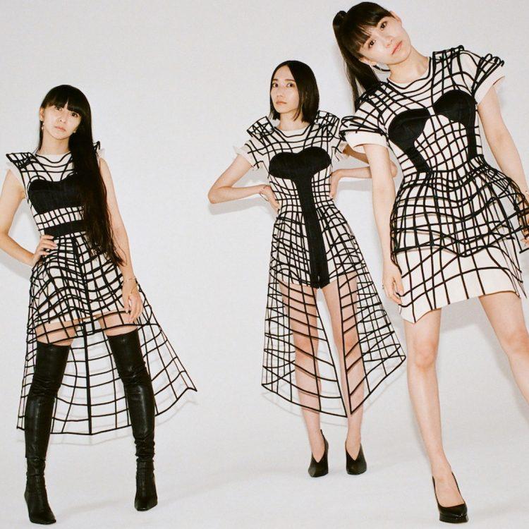 Perfumeが初のEPをリリース! ジャケ写&ニュービジュアルも公開